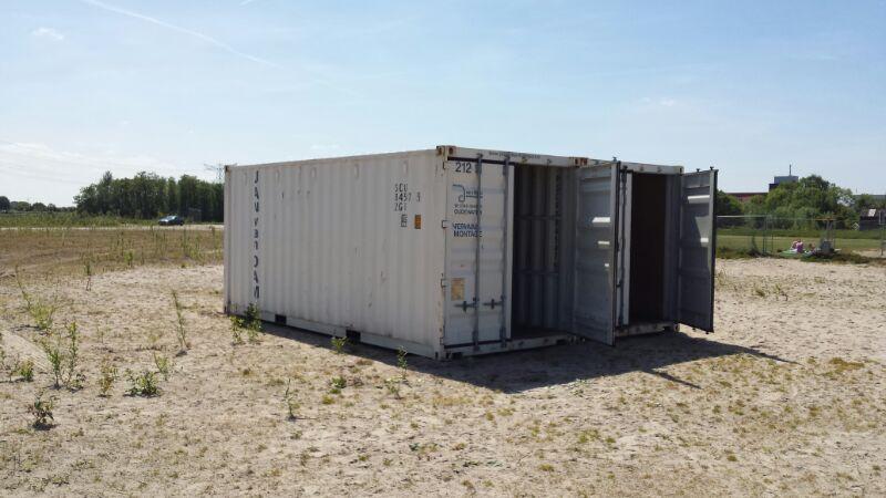Containers Watersport Woerden
